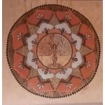 Mandala Žena harmónia
