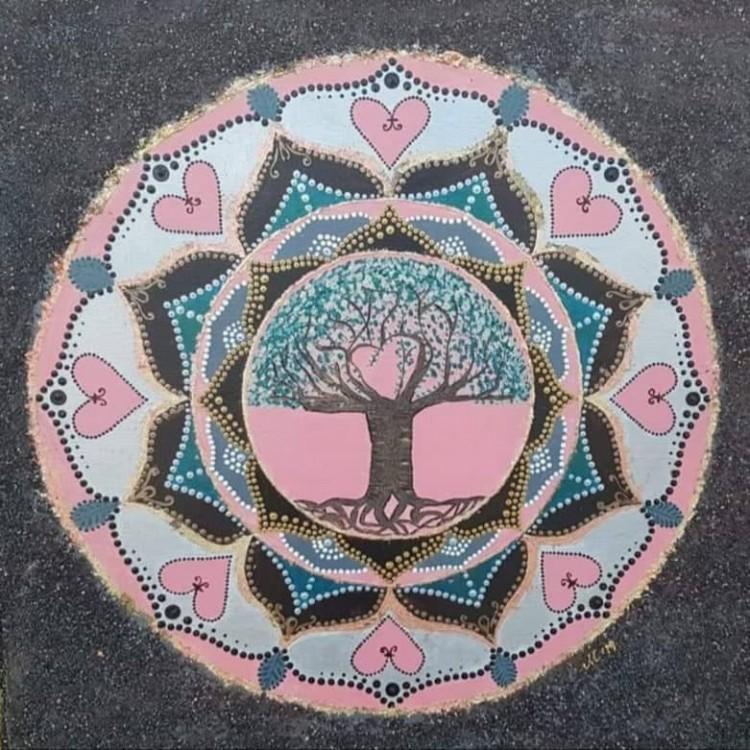 Mandala lásky 3